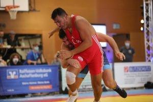 Alishah Azimzada (80 kg freistil)