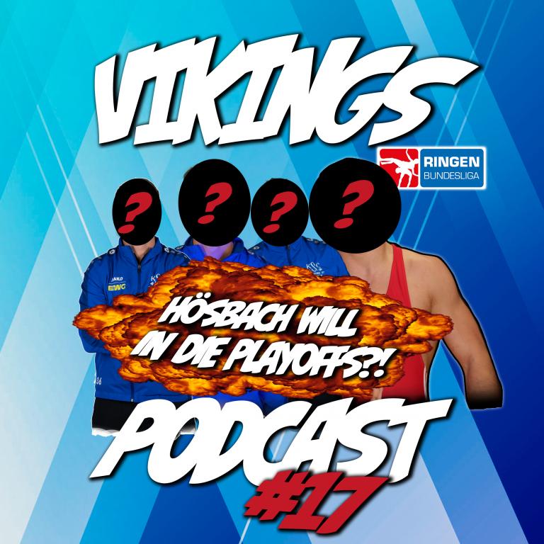 #17 Vikings Podcast – neue Sportler, neue Gruppe, neue Ziele