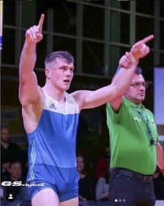 Ilja Klasner (98 kg gr.-röm.)