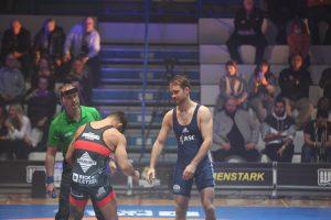 Steven Gottschling (75 kg freistil)