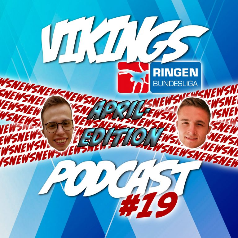 #19 Vikings Podcast – April Edition